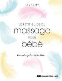 Le petit guide du massage pour bébé