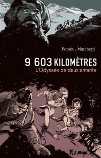 9.603 kilomètres
