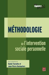 Méthodologie de l'intervention sociale personnelle
