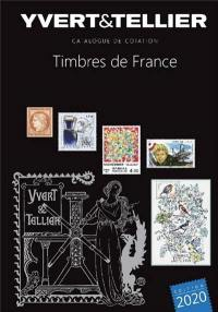 Catalogue Yvert et Tellier de timbres-poste. Volume 1, France