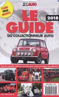 Le guide 2018 du collectionneur auto