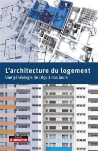 L'architecture du logement : une généalogie de 1850 à nos jours