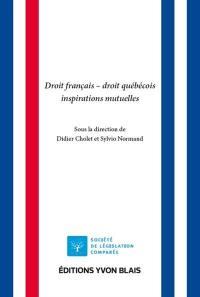 Droit français, droit québécois