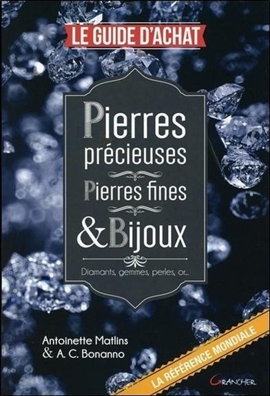 Pierres précieuses, pierres fines & bijoux