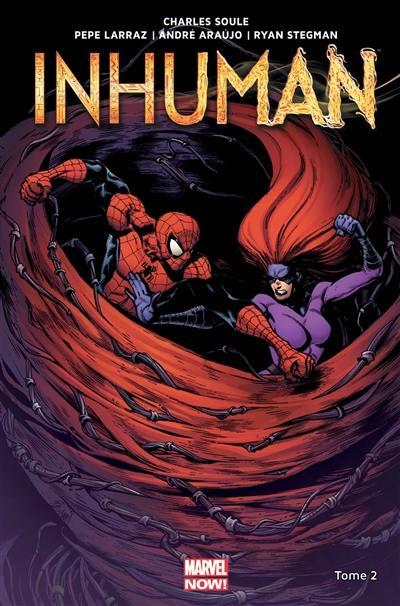 Inhuman. Volume 2,