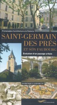 Saint-Germain-des-Prés et son faubourg