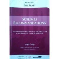 Sublimes recommandations