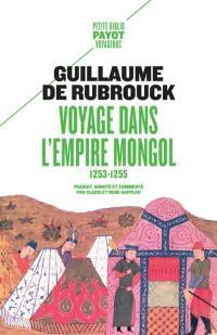 Voyage dans l'Empire mongol
