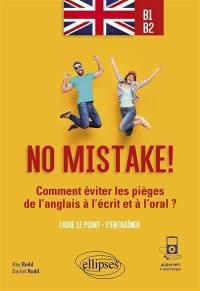 No mistake ! B1-B2