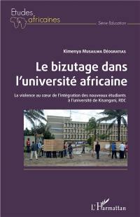 Le bizutage dans l'université africaine