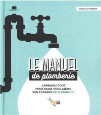 Le manuel de plomberie