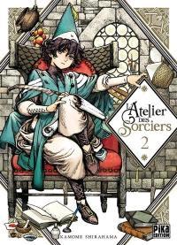 L'atelier des sorciers. Volume 2,