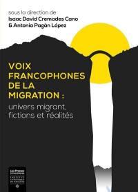 Voix francophones de la migration