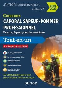 Concours caporal sapeur-pompier professionnel