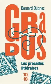 Gradus, les procédés littéraires