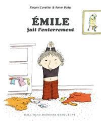Emile. Volume 14, Emile fait l'enterrement