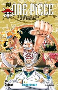 One Piece. Volume 45, Je comprends ce que vous ressentez