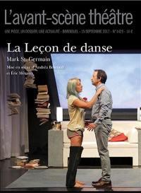 Avant-scène théâtre (L'). n° 1429, La leçon de danse