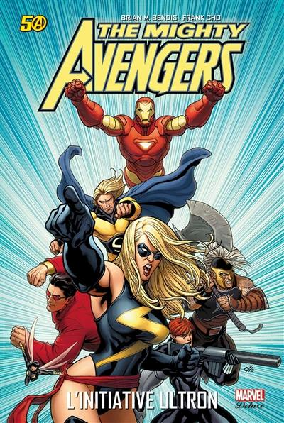 The mighty Avengers, L'initiative Ultron