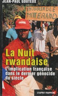 La nuit rwandaise