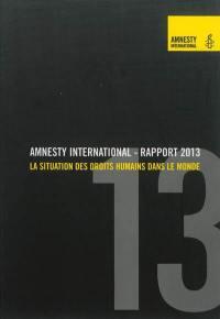 Amnesty international rapport 2013