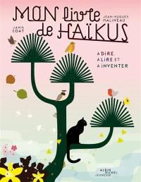Mon livre de haïkus