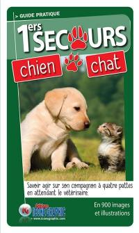 1ers secours chien, chat
