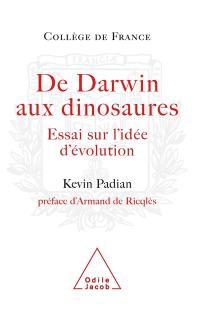 De Darwin aux dinosaures