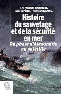 Histoire du sauvetage et de la sécurité en mer