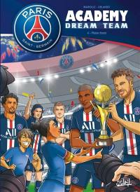 Paris Saint-Germain Academy. Volume 4, Phase finale