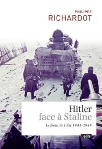 Hitler face à Staline