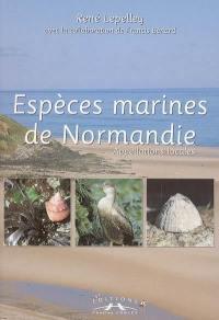 Espèces marines de Normandie