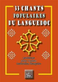 33 chants populaires du Languedoc