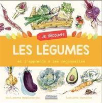 Je découvre les légumes et j'apprends à les reconnaître