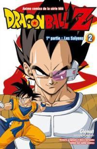 Dragon Ball Z : 1re partie, les Saïyens. Vol. 2