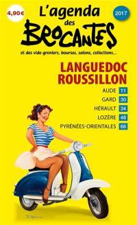 L'agenda des brocantes Languedoc-Roussillon. n° 2017,