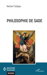 Philosophie de Sade