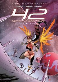 42 agents intergalactiques. Volume 6, Ultime étoile