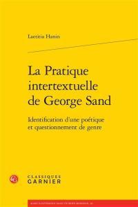 La pratique intertextuelle de George Sand