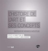 L'histoire de l'art et ses concepts