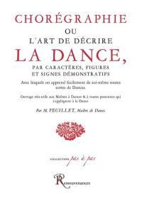 Chorégraphie ou L'art de décrire la dance
