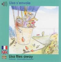 Lisa s'envole. Lisa flies away