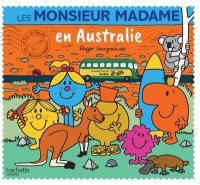 Le tour du monde des Monsieur Madame, Les Monsieur Madame en Australie
