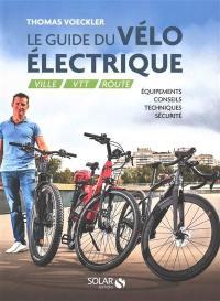 Le guide du vélo électrique