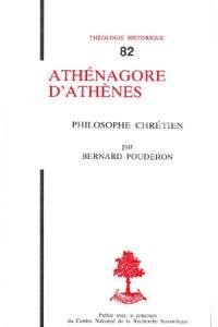 Athénagore d'Athènes
