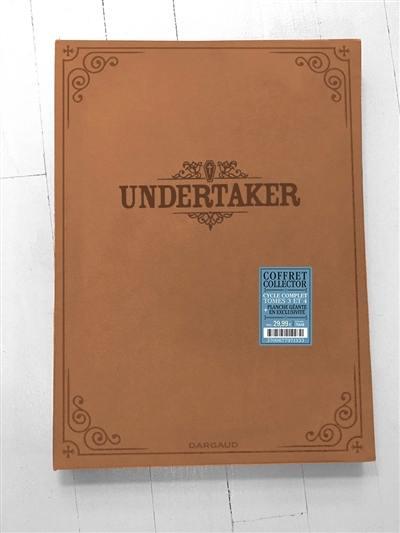 Coffret Undertaker