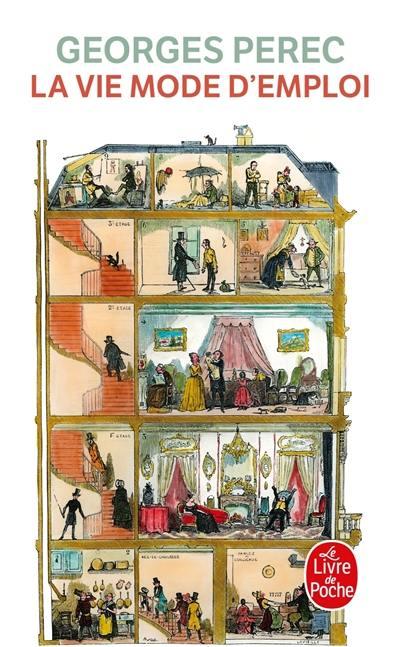 La vie mode d'emploi : romans