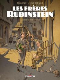 Les frères Rubinstein. Volume 2, Le coiffeur de Sobibor