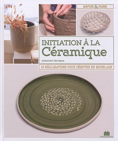 Initiation à la céramique