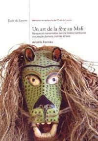 Un art de la fête au Mali
